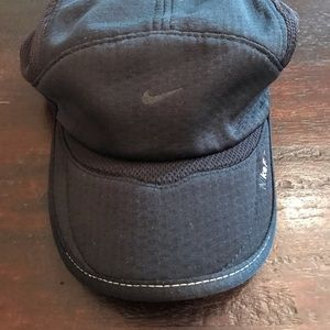 NWOT Nike Fit Black Hat
